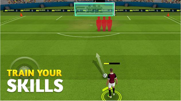 Soccer Mobile 2019 - Ultimate Football APK screenshot 1