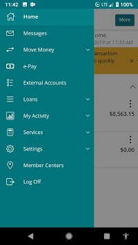 Community Choice e-Banking APK screenshot 1
