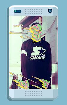 Ghetto Wallpaper: Dope, Trill, Lit APK screenshot 1