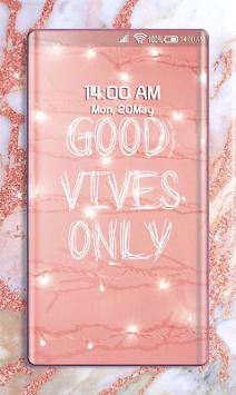 Rose Gold Wallpaper APK screenshot 1