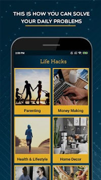 Life Hacks 2019 - Lifestyle Tips APK screenshot 1