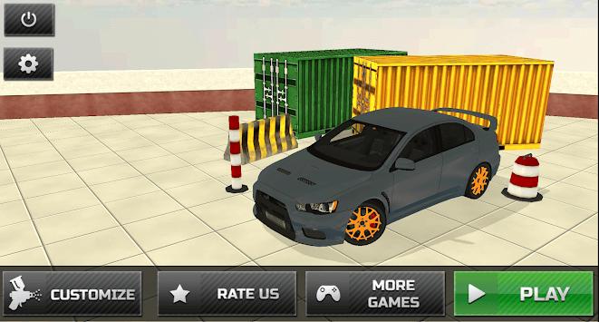 Real Car Parking Game 3D APK screenshot 1