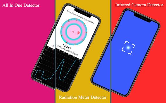 All Hidden - Spy Device Detector Free APK screenshot 1