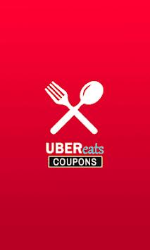 Discount Coupons for UberEats APK screenshot 1