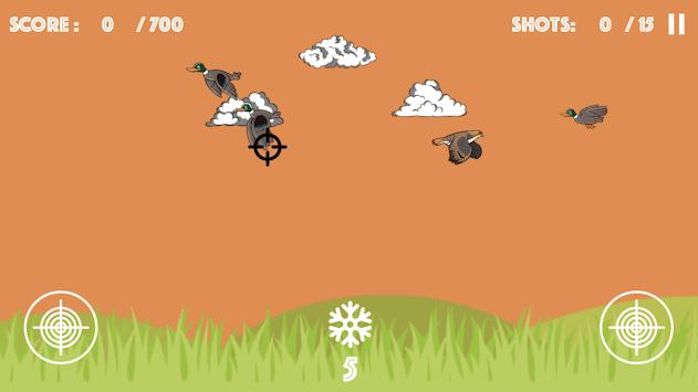 Duck Hunter X - Classic Arcade Game APK screenshot 1