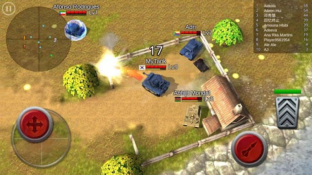 Battle Tank APK screenshot 1
