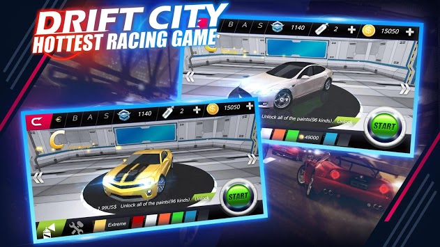 Drift City-Hottest Racing Game APK screenshot 1