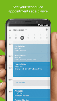 Square Appointments APK screenshot 1