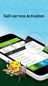 StarHub Prepaid App APK screenshot 1