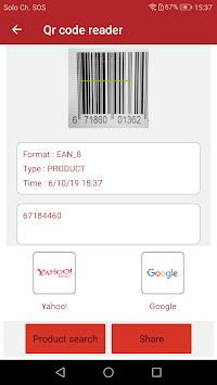 QR Code Reader & Barcode PRO APK screenshot 1
