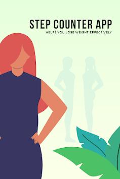 Step Counter App: Weight Loss & Relaxing APK screenshot 1
