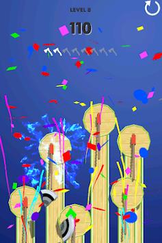 Axe Hit APK screenshot 1