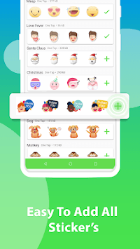 New Stickers for WhatsApp - Ultimate WAStickerapps APK screenshot 1