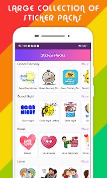 Stickers for WhatsApp - WAStickerApps APK screenshot 1