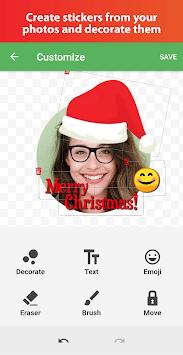 Sticker Maker for WhatsApp APK screenshot 1