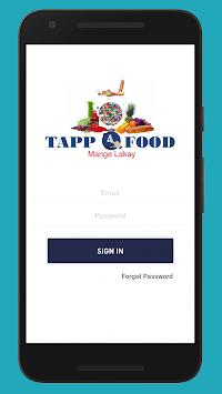 Tapp4Food Store APK screenshot 1