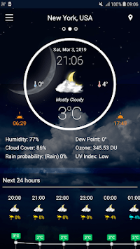 Weather Channel APK screenshot 1