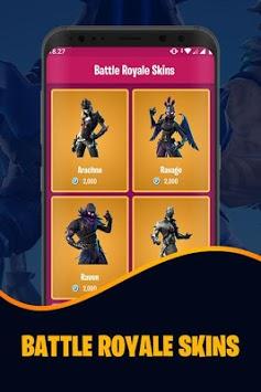 Free Battle Royale Skins APK screenshot 1