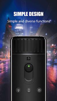 Strobe LED Flashlight APK screenshot 1