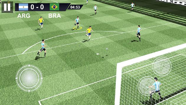 Play Football Champions League 2019 APK screenshot 1