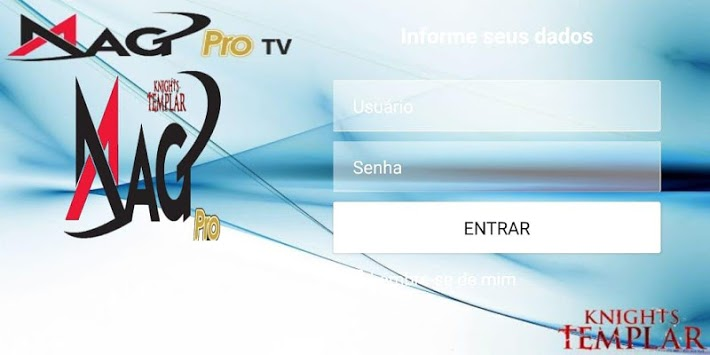 MAG PRO TV  LANCHER APK screenshot 1
