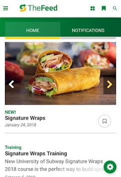 The Feed: Subway APK screenshot 1