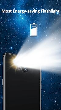 Super Flashlight - LED Light APK screenshot 1