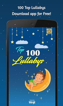 100 Top Lullabys APK screenshot 1