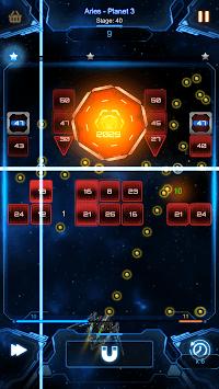 Bricks Breaker Galaxy Shooter APK screenshot 1