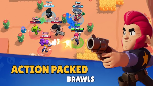 Brawl Stars APK screenshot 1