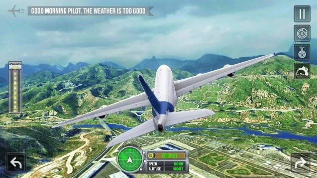 Flight Simulator 2019: Island APK screenshot 1