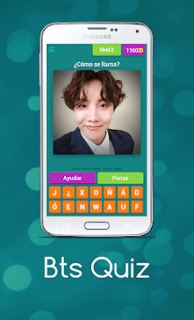 Bts Quiz En Español APK screenshot 1