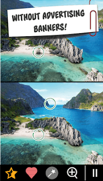 Find the differences 750 + levels APK screenshot 1
