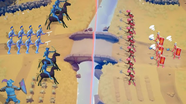 Total Accurate Game : Battle Simulator 2019 APK screenshot 1