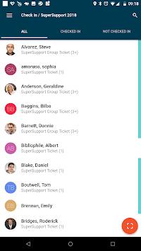 Swoogo Live APK screenshot 1