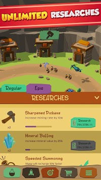 Clicker Tycoon Idle Mining Games APK Download For Free