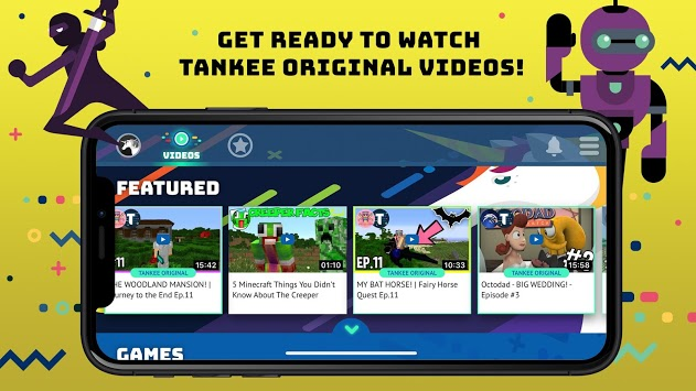 Tankee APK screenshot 1