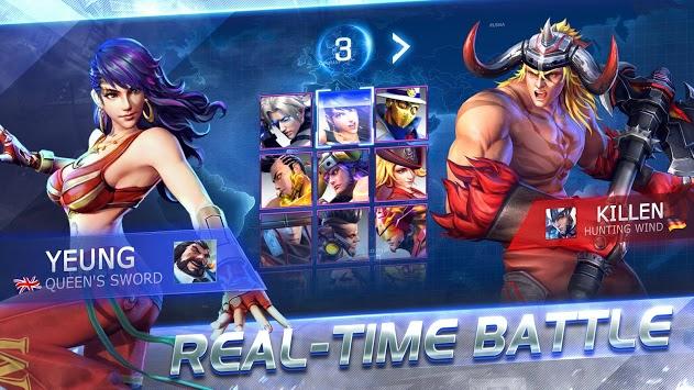 Final Fighter APK screenshot 1