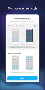 Smart Launcher(Best free launcher,no ads) APK screenshot 1