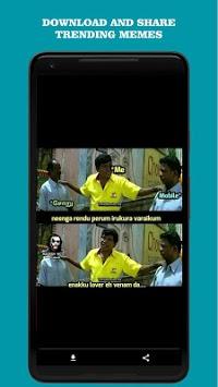 Tamil Video Status and Memes APK screenshot 1