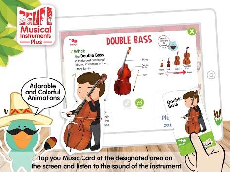 LM – Musical Instruments Plus APK screenshot 1