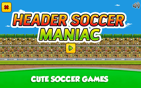 Head Soccer Maniac APK screenshot 1