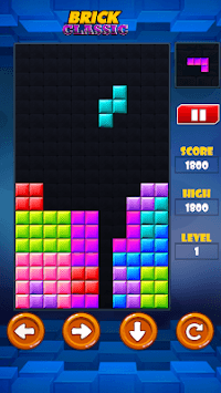 Classic Tetrix APK screenshot 1