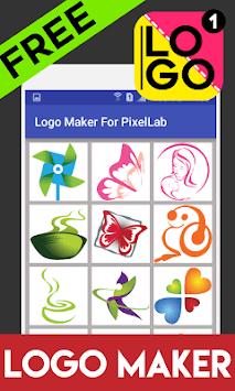 Logo Maker For PixelLab APK screenshot 1