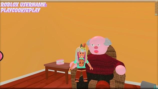 |The Escape Grandpa's hοuse Simulator Obby Tips| APK screenshot 1
