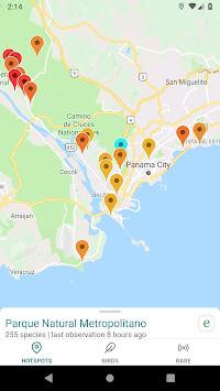 GoBird - Guide to Nearby Birds APK screenshot 1