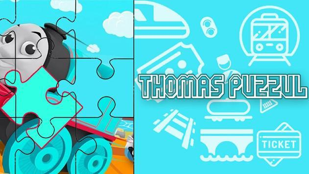 Train Game :  Toma puzzle APK screenshot 1