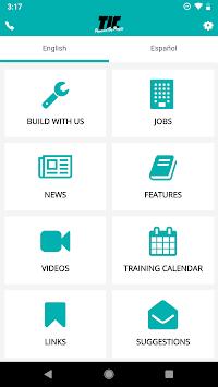 TIC Craft News & Information APK screenshot 1