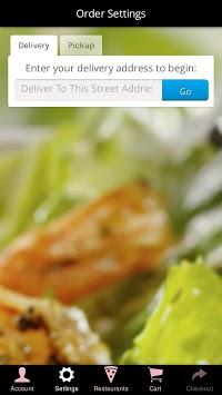 Tiki Delivery APK screenshot 1