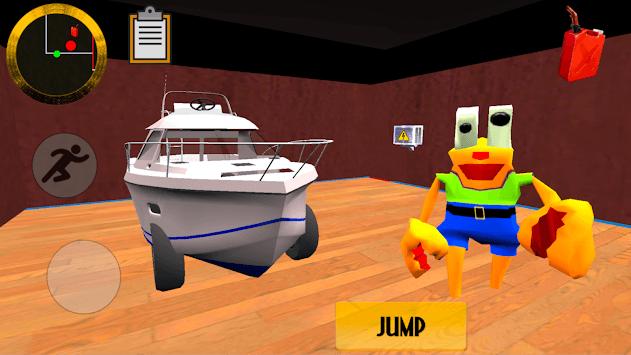 Crabs. Sponge's Neighbor APK screenshot 1